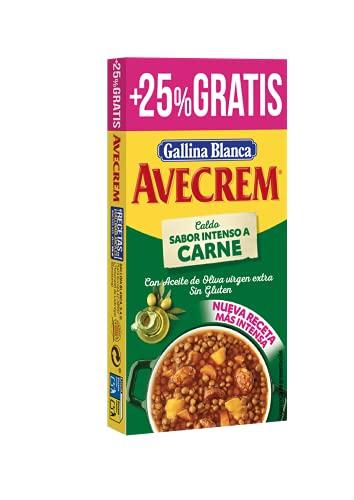 Gallina Blanca Avecrem Carne Estuche, 10 Pastillas