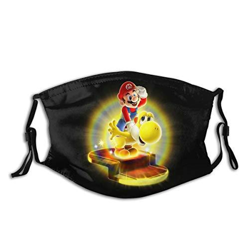 MAen Anti-Staub MAe Anti-beschlag MAe f¡§1r Erwachsene, M?dchen, Jungen Unisex The Legend of Zelda Superhero Super Mario Smash Bros MA