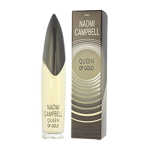 Naomi Campbell Queen of Gold Eau de Parfum für Sie 30ml