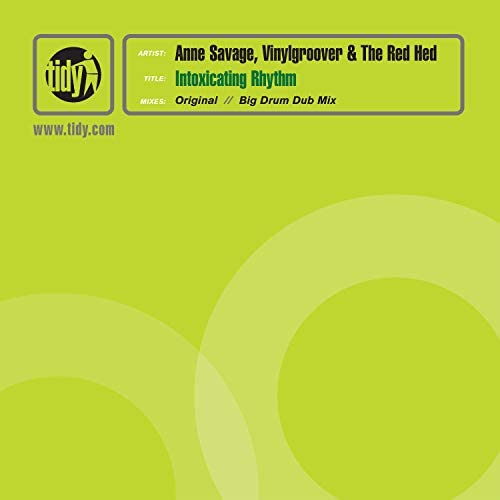Anne Savage, Vinylgroover & The Red Hed