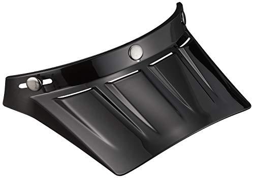ダムトラックス(DAMMTRAX) ヘルメットバイザー DUCK VISOR BLACK