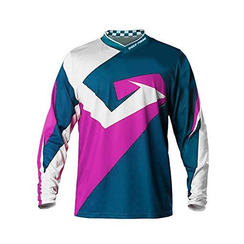 Uglyfrog Nueva Invierno Térmico Camisetas para Hombres Manga Larga Camisetas Downhill MTB Bicicleta De Montaña Ropa Ciclismo Jerseys SJFRH02