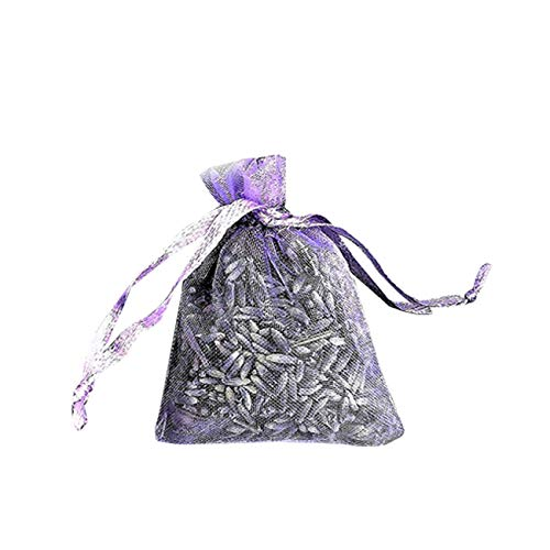 Preisvergleich Produktbild Tree-on-Life Natürliche Lavendelknospe getrocknete Blume Sachet Tasche Aromatherapie Aromatische Luft Erfrischen