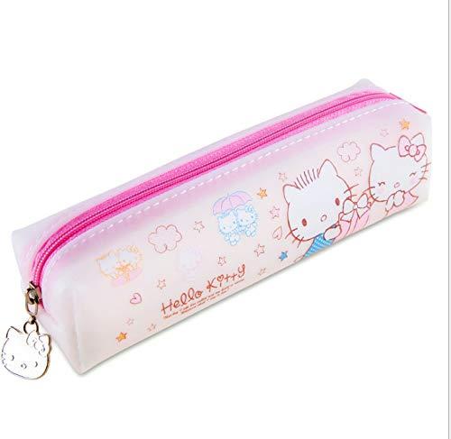 Stift Tasche großkapazität Grundschule Kinder Briefpapier Tasche Cartoon Hello Kitty Bleistifttasche