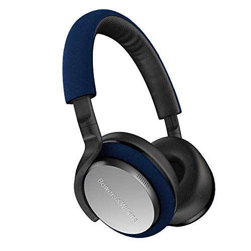 Bowers&Wilkins Px5 - Cuffie Wireless con Cancellazione Attiva del Rumore, Colore: Blu, Medium