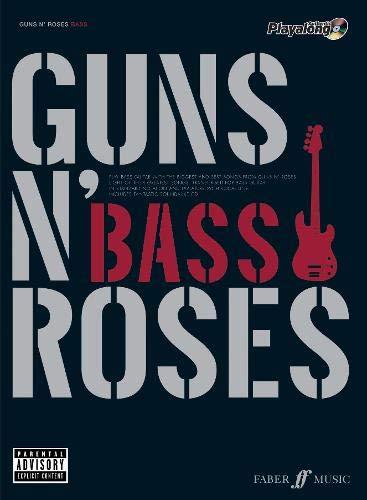 Guns N\' Roses: Authentic Playalong Bass + CD