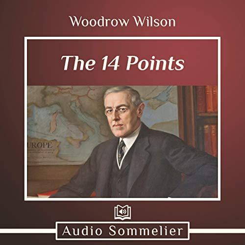 The 14 Points audiobook cover art