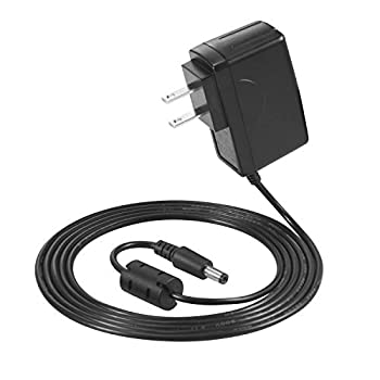 HY1C 9V Power Supply Adapter 100-240V AC to DC 9 Volt 0-1.5A Charger for Schwinn Bike A40 130 140 170 212 213 418 420 430 450 Elliptical Recumbent Upright Trainer Arduino UNO R3 Crosley Cruiser 6.6Ft
