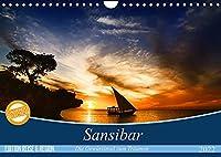 Sansibar (Wandkalender 2022 DIN A4 quer): Die Gewuerzinsel zum Traeumen (Monatskalender, 14 Seiten )