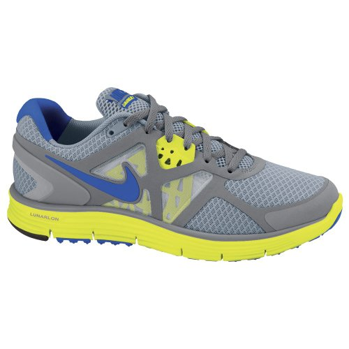 Nike Lady Lunarglide + 3Unidad Guantes, Color Gris, Talla 39