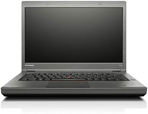 Lenovo ThinkPad T440P 14' Laptop Computer Intel i5-4300M up to 3.3GHz 8GB RAM 128GB SSD Windows 10 Professional (Renewed)