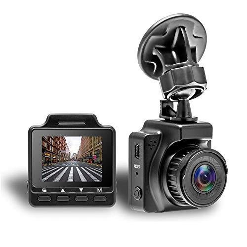 BQT Dash Cam FHD 1080P avec capteur d'image Sony WiFi intégré avec APP Enregistreur de Tableau de Bord pour caméra Appareil 1,5 Pouces 170 ° DVR de Voiture Grand Angle, capteur G