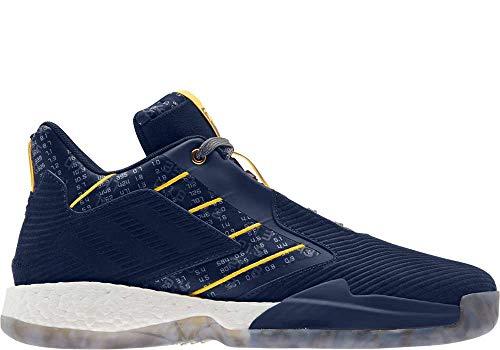 adidas Men TMAC Millennium 2 TEAMNAVYBLUE/GREYFOUR/SOLARGOL 10