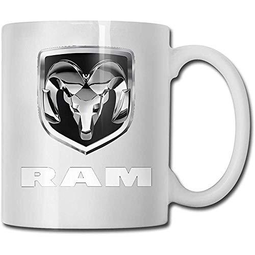 Ram Trucks Dodge Kaffeetasse Keramik Tasse Geschenk für Männer und Frauen, die Becher lieben