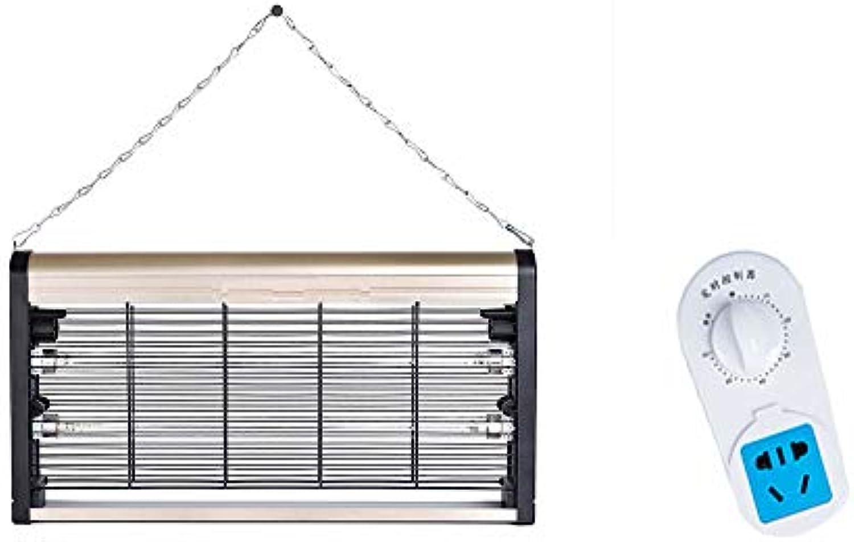 30W wandmontierte UV-Desinfektionslampe Mobile tragbare zeitgesteuerte keimttende Lampe, Formaldehyd entfernen, um Milben zu beseitigen, saubere Luft, geeignet für Kantinen, Schulen