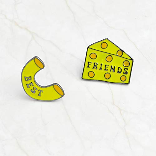 JTXZD broche Hot Collection Che banaan sushi voedsel GreenGame over Gamepad zacht emaille reversspeld denim shirt badge