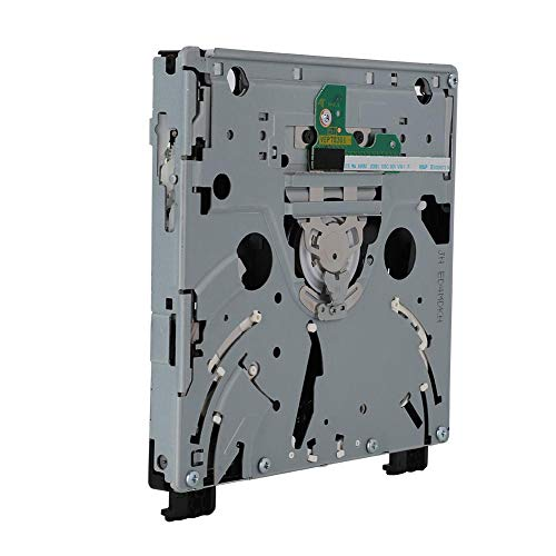 AMONIDA Disque de Remplacement pour Lecteur de DVD-ROM pour Console de Jeu Nintendo Wii pour Accessoire Wii