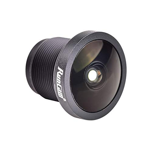 HELEISH Runcam M12 Lens 2.1mm 2.5mm for cámara RunCam Micro Eagle/Eagle 2 Pro Piezas de montaje de bricolaje
