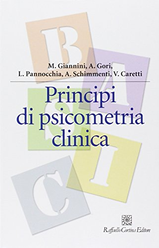 Principi di psicometria clinica