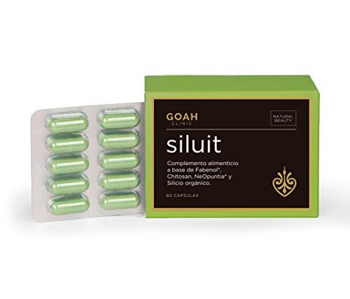 Siluit – Goah Clinic, Cosmética en cápsulas, Nutricosmética para definir tu silueta