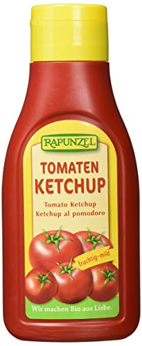 Rapunzel Bio Tomatenketchup in der Squeezeflasche (500 ml)