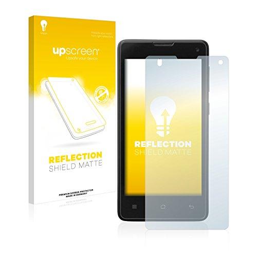 upscreen Entspiegelungs-Schutzfolie kompatibel mit Medion Life E4503 (MD 99476) – Anti-Reflex Bildschirmschutz-Folie Matt