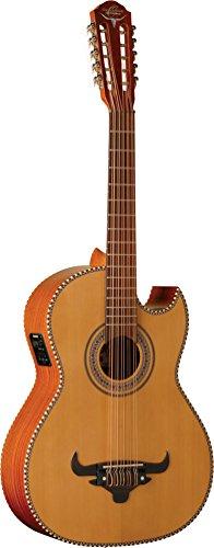 Oscar Schmidt 10 String Acoustic Guitar, Right (OH42SE-O-U)