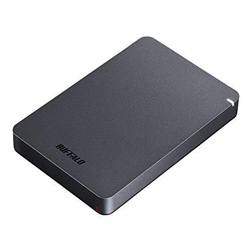BUFFALO USB3.1(Gen.1)対応 耐衝撃ポータブルHDD 2TB ブラック HD-PGF2.0U3-BBKA
