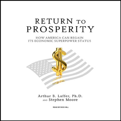 Return to Prosperity audiobook cover art