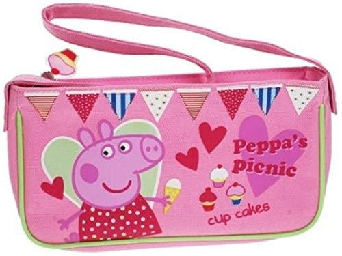 Peppa Pig – Bolso de la Comida campestre (Rosa)