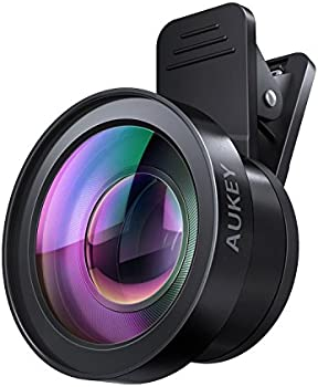 Aukey Ora iPhone 15x Macro Clip-on iPhone Lens for iPhone