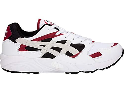 ASICS Gel-Diablo - Zapatillas de Running para Hombre, Color Blanco