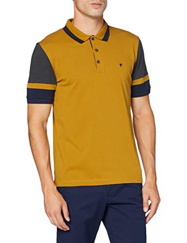 Pierre Cardin Poloshirt Polo, Tobacco, S Uomo