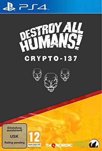 Destroy All Humans! Crypto-137 Edition [Playstation 4]