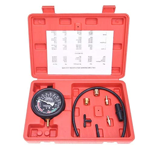 Review Of HNIWDJ Multifunction Car Engine Vacuum Pressure Gauge Meter for Fuel System Vaccum System ...