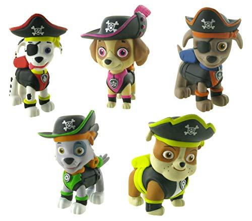 Paw Patrol Sammelfigur Pirat 5er Set