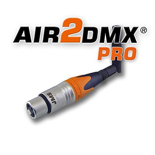 AIR2DMX PRO WLAN DMX Interface ArtNet Node