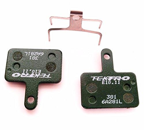 Tektro Bike E10.11 Disc Brake Pad w/Spring 1 Pair