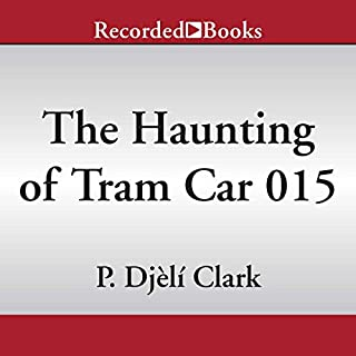 The Haunting of Tram Car 015 cover art