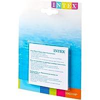 Intex 59631NP - Set de reparación parches autoadhesivos, 7 x 7 cm