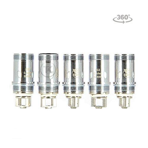 EC2 Head 0.5ohm(Produit ne contient pas de tabac ni nicotine)