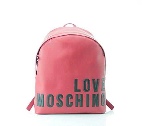 Love Moschino , Sac à main porté au dos pour femme rouge rouge