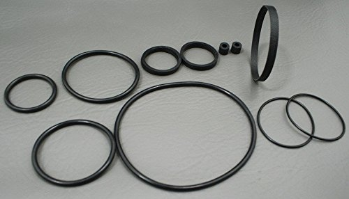 Gaf 8mm Super 8 Projector New 7 Belt 4 Tire Repair Kit 2588Z 2700 2788-Z 688 888 Tilton & Round Belts
