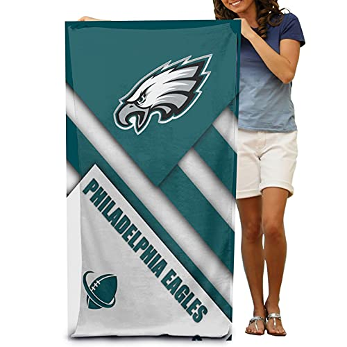 Bath Towel,Eagles Quick Dry Cotton Bath Sheets for Women Men Best Friend Boyfriend Girlfriend 32x52 inch