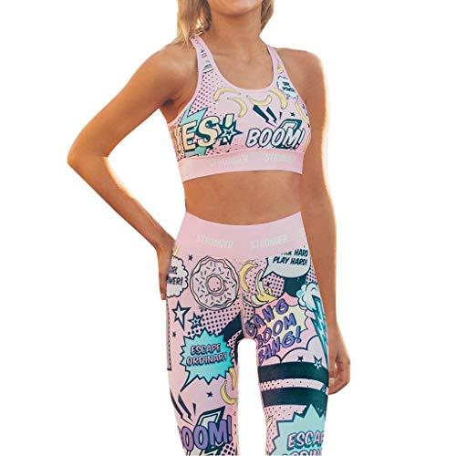 ZZXIAN yogabroek leggings dames hoge taille katoen, extra lange harembroek zomer zomer broek outdoor pompbroek overall vrijetijdsbroek vrouwen pilatesbroek sport broek tennis yoga set