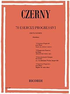 70 ESERCIZI PROGRESSIVI PIANO