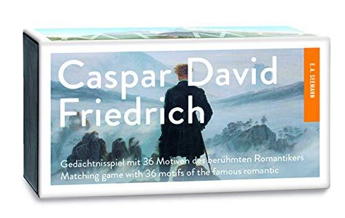 Caspar David Friedrich. Memo [Zubehör]