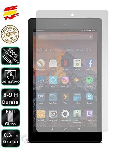 Movilrey Protector para Kindle Paperwhite 8 Generacion Cristal Templado de Pantalla Vidrio 9H para movil