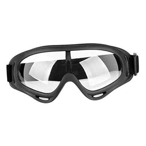 yotijar Salpicaduras de Productos Químicos Gafas de Seguridad Transparentes Gafas Protección Ocular Protectora