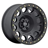 Method Race Wheels 105 Beadlock Matte Black 17x9 5x5, 38mm Offset 3.5' Backspace, MR10579050538B